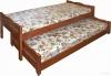 Кровать 2-х яр выкатная Диана №1
